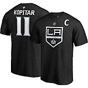 NHL Men's Los Angeles Kings Anze Kopitar #11 Black Player T-Shirt