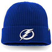 NHL Men's Tampa Bay Lightning Core Knit Beanie