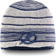 NHL Men's Tampa Bay Lightning Iconic Knit Beanie