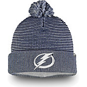 NHL Men's Tampa Bay Lightning Waffle Knit Beanie