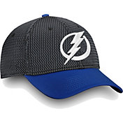 NHL Men's 2018 NHL Stanley Cup Playoffs Tampa Bay Lightning Locker Room Grey Flex Hat