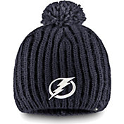 NHL Women's Tampa Bay Lightning Iconic Knit Beanie