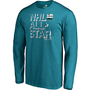 NHL 2019 NHL All-Star Game Zone Teal T-Shirt