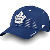 NHL Men's Toronto Maple Leafs 2018 NHL Draft Structured Royal Flex Hat