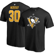 NHL Men's Pittsburgh Penguins Matt Murray #30 Black Player T-Shirt