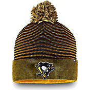 NHL Men's Pittsburgh Penguins Waffle Knit Beanie