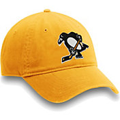 NHL Men's Pittsburgh Penguins Alternate Jersey Gold Adjustable Hat