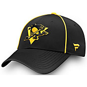NHL Men's 2019 Stadium Series Pittsburgh Penguins Speed Black Flex Hat