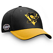NHL Men's 2019 Stadium Series Pittsburgh Penguins Alpha Black Adjustable Hat