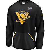 NHL Men's 2019 Stadium Series Pittsburgh Penguins Crew Black Sweatshirt