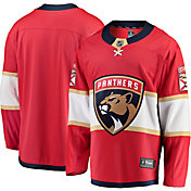 NHL Men's Florida Panthers Breakaway Home Replica Jersey