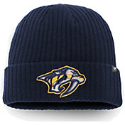 NHL Men's Nashville Predators Core Knit Beanie