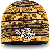 NHL Men's Nashville Predators Iconic Knit Beanie