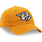 NHL Men's Nashville Predators Core Gold Adjustable Hat