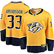 NHL Men's Nashville Predators Viktor Arvidsson #33 Breakaway Home Replica Jersey