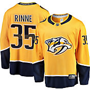NHL Men's Nashville Predators Pekka Rinne #35 Breakaway Home Replica Jersey