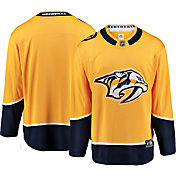 NHL Men's Nashville Predators Breakaway Home Replica Jersey