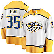 NHL Men's Nashville Predators Pekka Rinne #35 Breakaway Away Replica Jersey