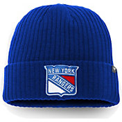 NHL Men's New York Rangers Core Knit Beanie