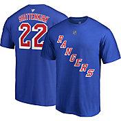 NHL Men's New York Rangers Kevin Shattenkirk #22 Royal Player T-Shirt