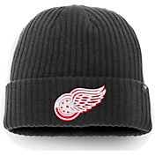NHL Men's Detroit Red Wings Core Knit Beanie