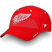 NHL Men's Detroit Red Wings 2018 NHL Draft Structured Red Flex Hat