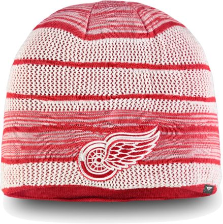 huge selection of 7b732 7ca3b NHL Men  39 s Detroit Red Wings Iconic Knit Beanie