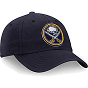 NHL Men's Buffalo Sabres Core Blue Adjustable Hat