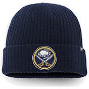 NHL Men's Buffalo Sabres Core Knit Beanie