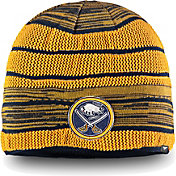 NHL Men's Buffalo Sabres Iconic Knit Beanie