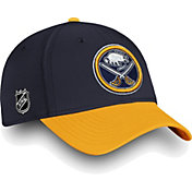NHL Men's Buffalo Sabres Iconic Navy Flex Hat