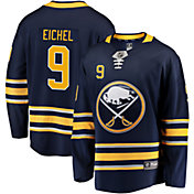 NHL Men's Buffalo Sabres Jack Eichel #9 Breakaway Home Replica Jersey