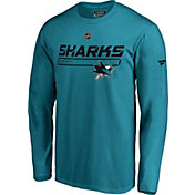 Product Image · NHL Men s San Jose Sharks Authentic Pro Prime Blue Long  Sleeve Shirt cf2f2d373