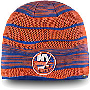 NHL Men's New York Islanders Iconic Knit Beanie