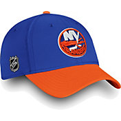 NHL Men's New York Islanders Iconic Blue Flex Hat