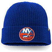 NHL Men's New York Islanders Core Knit Beanie