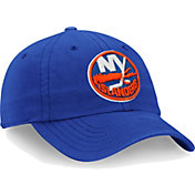 NHL Men's New York Islanders Core Blue Adjustable Hat