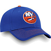 NHL Men's New York Islanders Depth Alpha Blue Adjustable Hat
