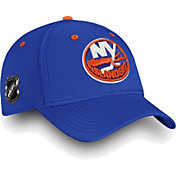 NHL Men's New York Islanders Authentic Pro Rinkside Speed Blue Flex Hat
