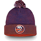 NHL Men's New York Islanders Waffle Knit Beanie
