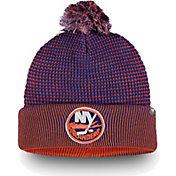 NHL Men's New York Islanders Waffle Knit Beanie