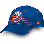NHL Men's New York Islanders 2018 NHL Draft Structured Royal Flex Hat