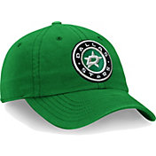 NHL Men's Dallas Stars Core Green Adjustable Hat