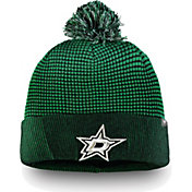 NHL Men's Dallas Stars Waffle Knit Beanie