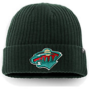 NHL Men's Minnesota Wild Core Knit Beanie