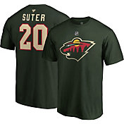 NHL Men's Minnesota Wild Ryan Suter #20 Green Player T-Shirt