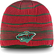 NHL Men's Minnesota Wild Iconic Knit Beanie
