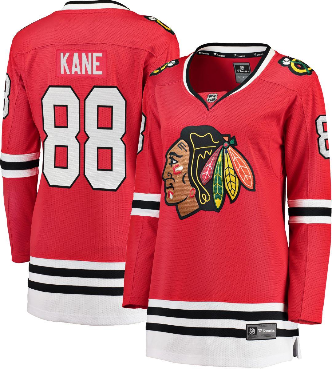 764d788542e NHL Women's Chicago Blackhawks Patrick Kane #88 Breakaway Home Replica  Jersey 1