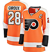 NHL Women's Philadelphia Flyers Claude Giroux #28 Breakaway Home Replica Jersey