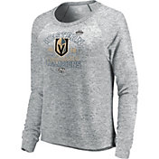 NHL Women's 2018 NHL Western Conference Champions Vegas Golden Knights Big Time Play Long Sleeve Shirt